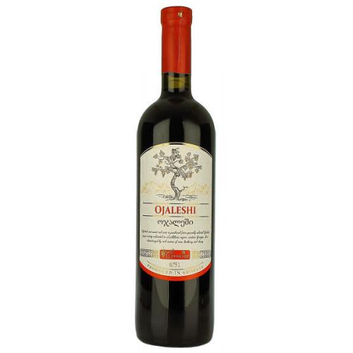 Geowine Ojaleshi Red Semi Sweet Wine