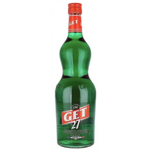 Get 27 Mint Liqueur 1000ml