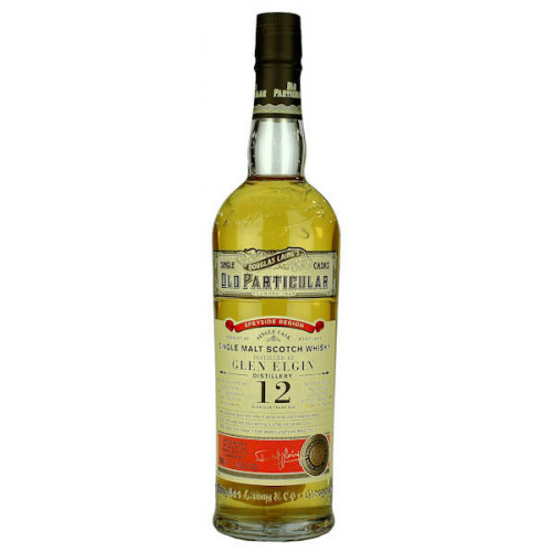 Glen Elgin 12 Year Old 2007 Old Particular (Douglas Laing)