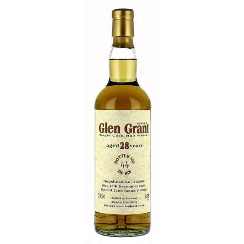 Glen Grant Single Cask Malt Aged 28 Years