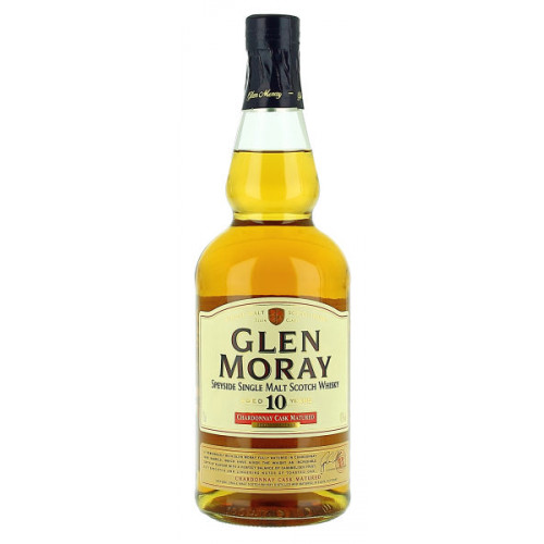 Glen Moray 10yo Chardonnay Finish