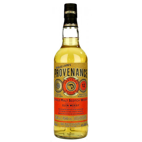Glen Moray 12 Year Old 2007 Provenance (Douglas Laing)