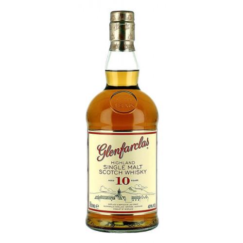 Glenfarclas Single Malt 10 Year Old