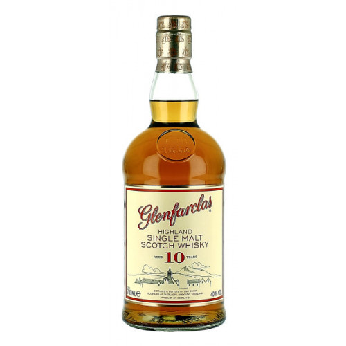Glenfarclas Single Malt 10 Year Old