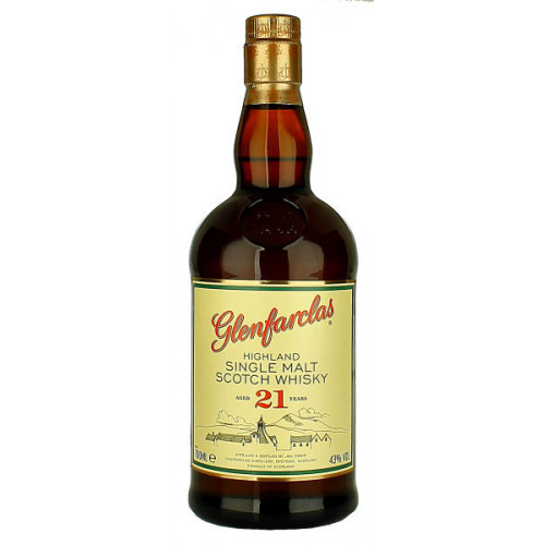 Glenfarclas Single Malt 21 Year Old