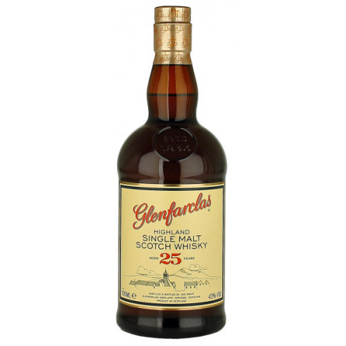 Glenfarclas Single Malt 25 Year Old