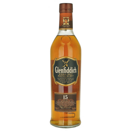 Glenfiddich Solera Reserve Aged 15 Years