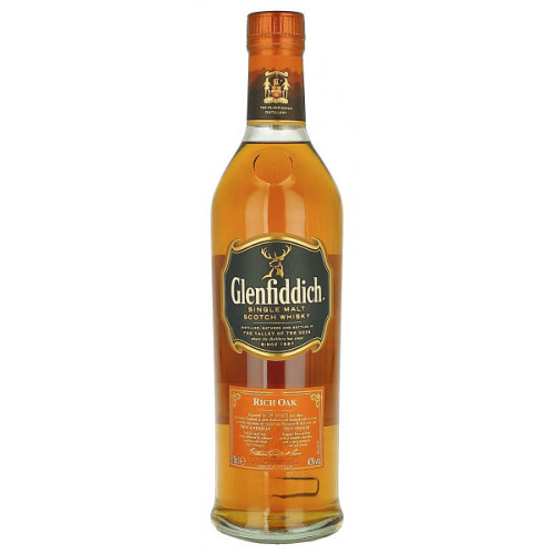 Glenfiddich Rich Oak Aged 14 Years