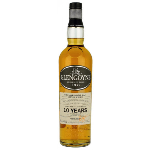 Glengoyne 10 year old Single Highland Malt