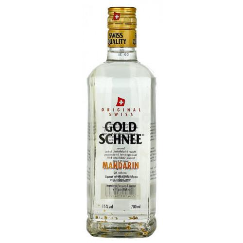Gold Schnee Mandarine Liqueur 700ml