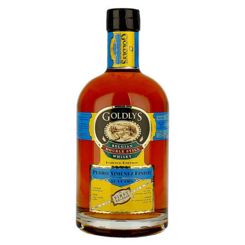 Goldlys 12 Year Old Pedro Ximenez Finish