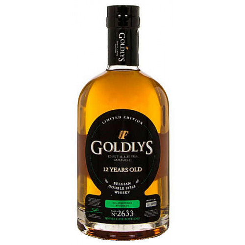 Goldlys 12 Year Old Oloroso Cask Finish