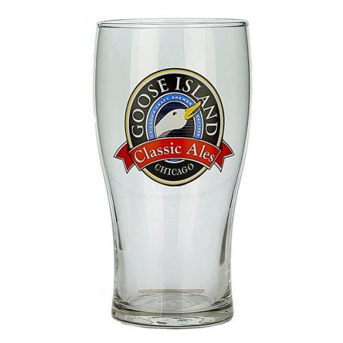 Goose Island Glass (Pint)