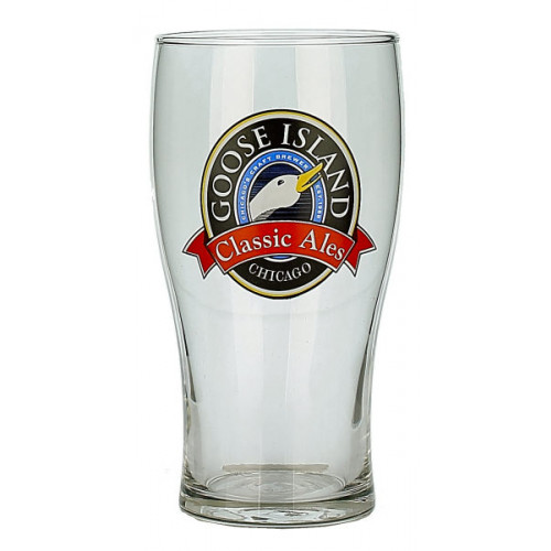 Goose Island Glass (Pint)