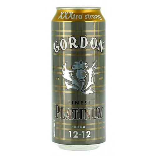 Gordons Finest Platinum Can