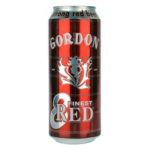 Gordons Finest Red Can