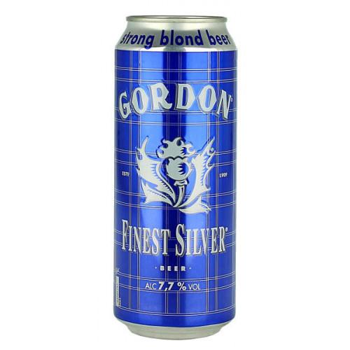 Gordons Finest Silver