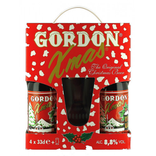 Gordons Xmas Gift Pack