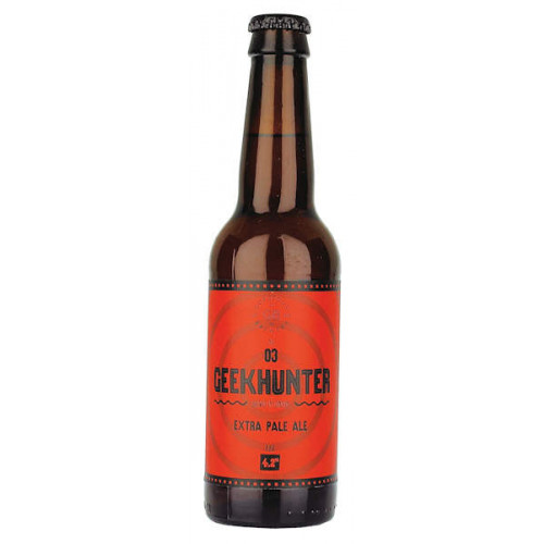 Gorgeous Geekhunter Extra Pale Ale (B/B Date 29/07/19)