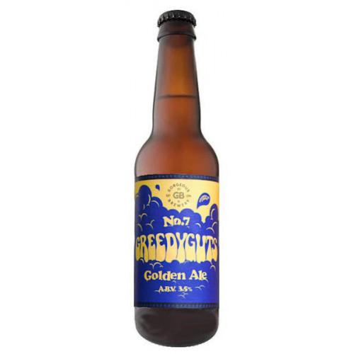 Gorgeous Greedyguts Golden Ale