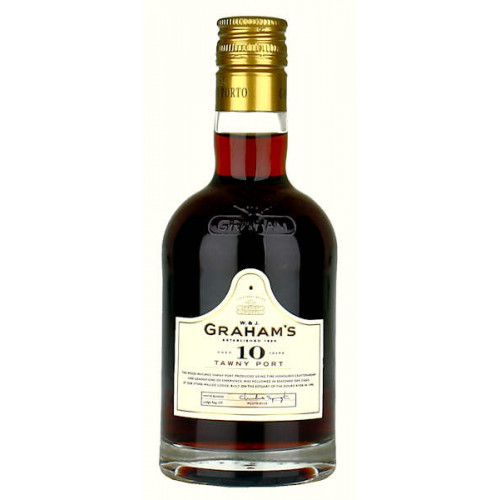 Grahams 10 year old Tawny Port 200ml