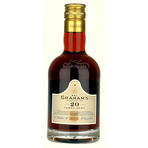 Grahams 20 year old Tawny Port 200ml