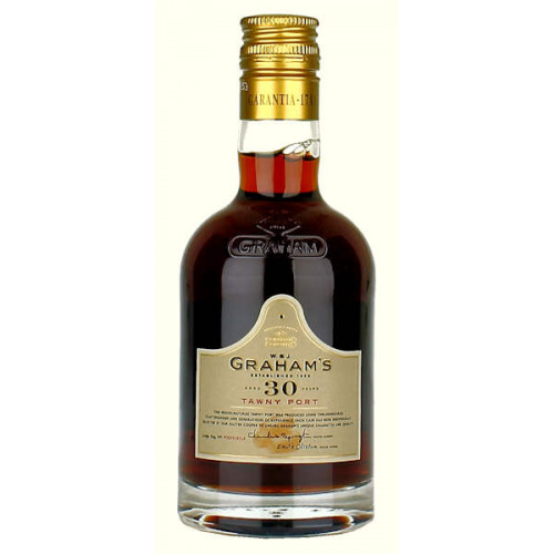 Grahams 30 year old Tawny Port 200ml
