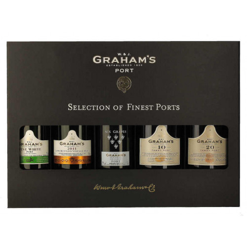 Grahams Selection of Finest Ports