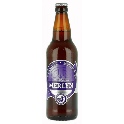 Great Orme Brewery Merlyn Ale