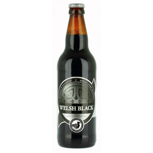 Great Orme Brewery Welsh Black