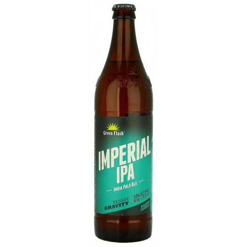 Green Flash Imperial IPA 650ml