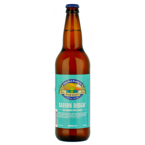 Green Flash Saison Diego 650ml