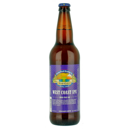 Green Flash West Coast IPA 650ml