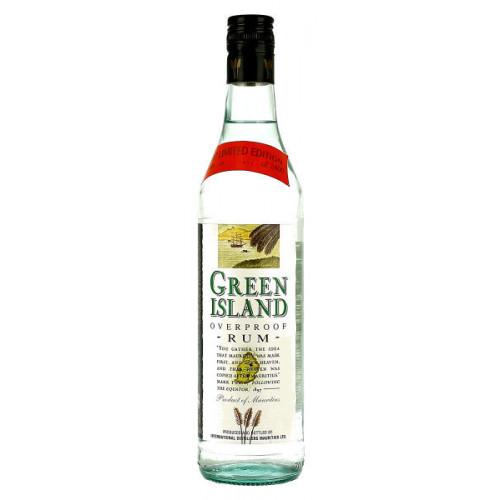 Green Island 151 Overproof Rum