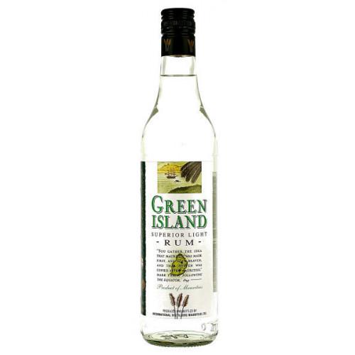 Green Island Superior Light Rum