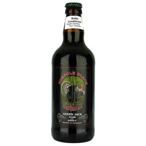 Green Jack Norfolk Black