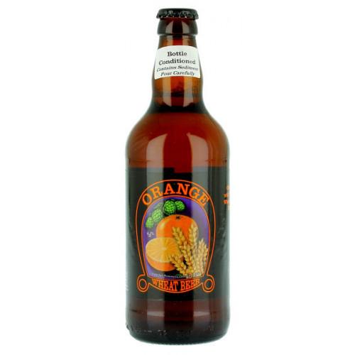 Green Jack Orange Wheat Beer