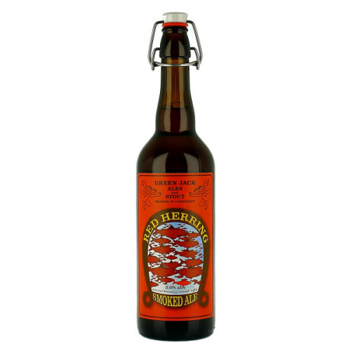 Green Jack Red Herring Smoked Ale