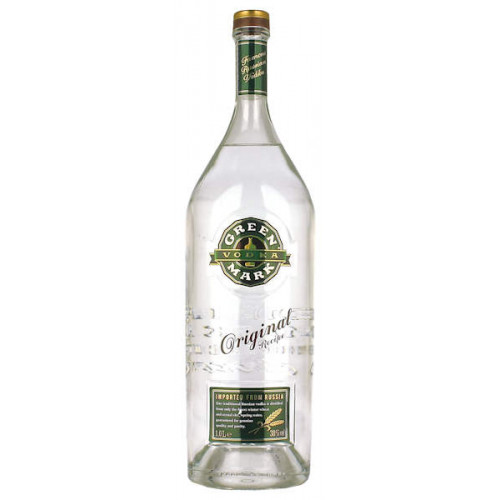 Green Mark Vodka 1 Litre