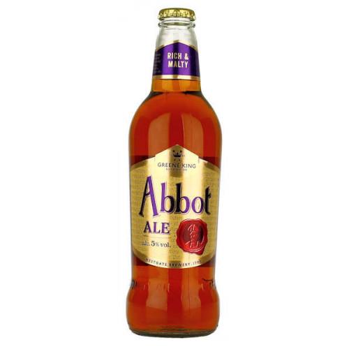 Greene King Abbot Ale