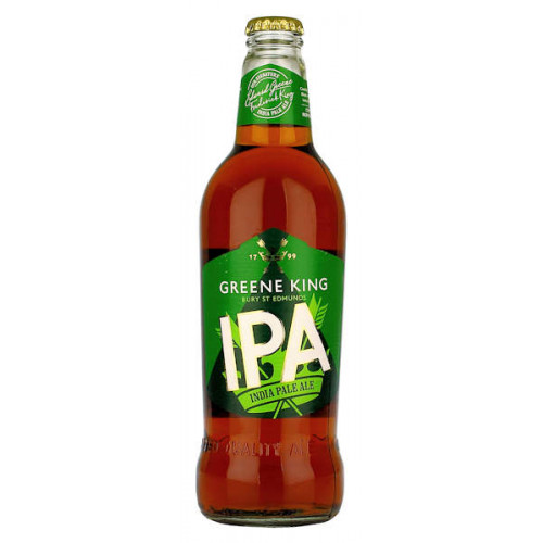 Greene King IPA Bottle 500ml (B/B Date End 05/19)