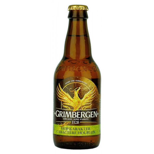 Grimbergen Hop Karakter