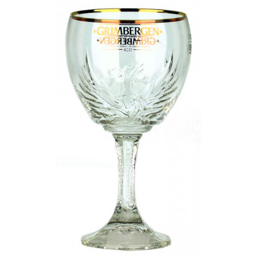Grimbergen Chalice Glass 0.33 L (New Style)