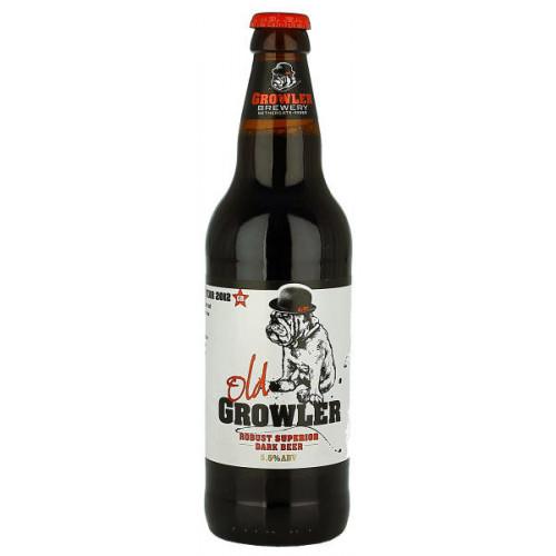 Growler Brewery Old Growler