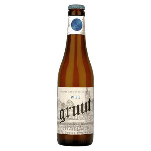 Gruut Belgian Wit Beer
