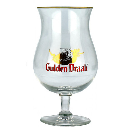 Gulden Draak Tulip Glass (big) 0.33L