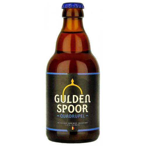Gulden Spoor Quadrupel