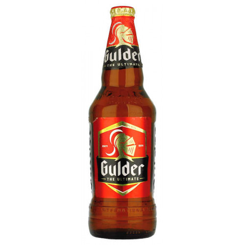 Gulder Lager 600ml (B/B Date 17/04/19)