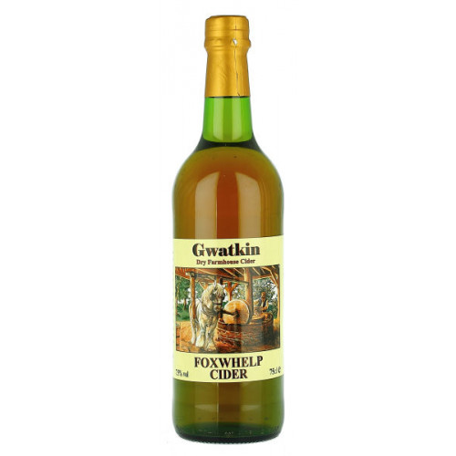 Gwatkin Foxwhelp Cider
