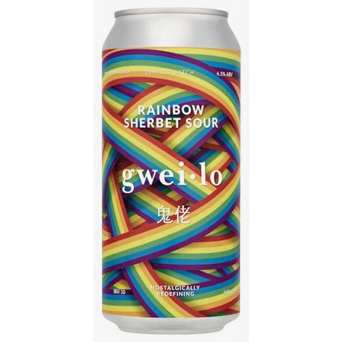 Gweilo Beer Uk Rainbow Sherbert Sour